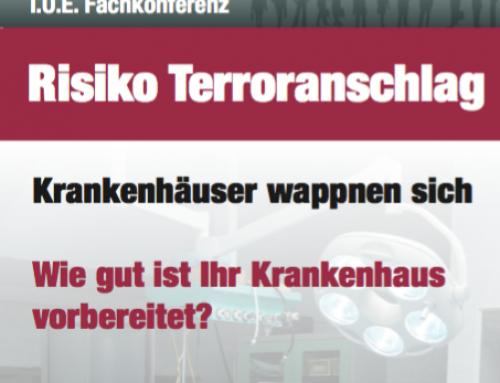 Risiko Terroranschlag